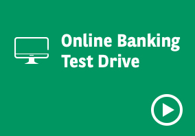 Online Banking Test Drive Video